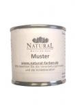 Natural Holzlasur Muster ca. 50 ml