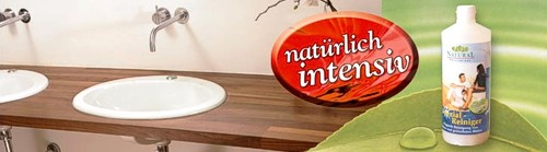 Intensivreiniger Natural Naturfarben