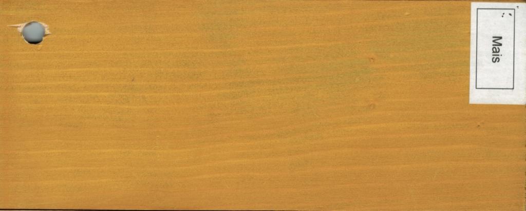 Holzschutzlasur in der Naturfarbe Kastanie von Natural-Farben.de