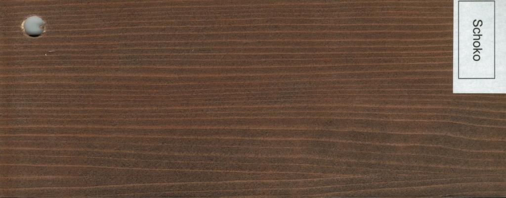 Holzlasur Vulkanrot von Natural Naturfarben - auch Rostrot oder Terracotta genannt