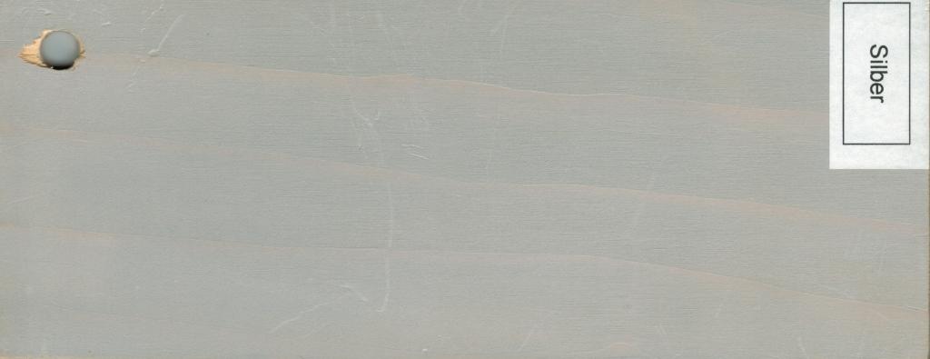Holzlasurfarbe Alpin von Natural Naturfarben - Weiß lasierend auch als Voranstrich zum Aufhellen geeignet.