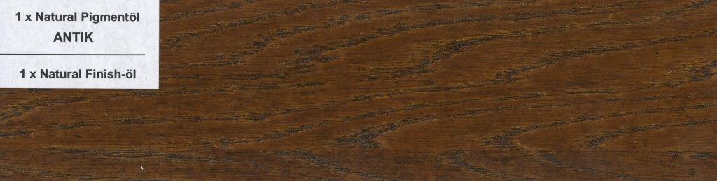 Holzlasur Zeder von Natural Naturfarben gibt einen natürlichen Holzschutz